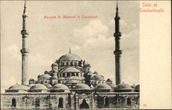 Mosque of Mohamed the Conqueror