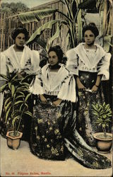 Three Filipina Women