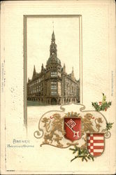 University of Bremen and Coat of Arms