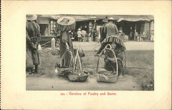 Vendors of Poultry and Game