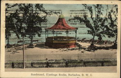 Bandstand, Hastings Rocks