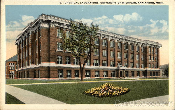 Chemical Laboratory, University of Michigan Ann Arbor