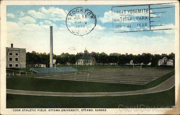 Ottawa University - Cook Athletic Field Kansas