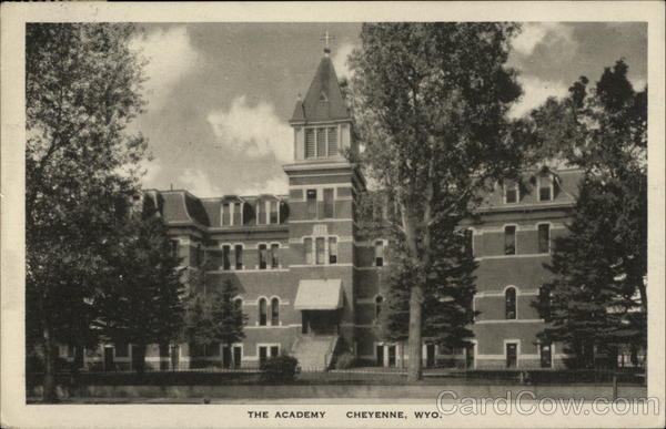 The Academy and Grounds Cheyenne Wyoming