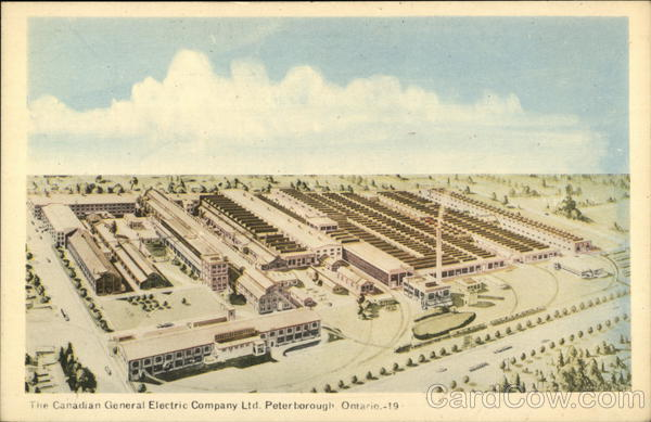 The Canadian General Electric Company Ltd. Peterborough Canada