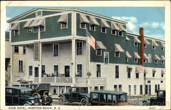 Avon Hotel Hampton Beach New Hampshire