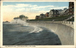 The Breakwater, Lynn Boulevard