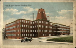 Fred F Field Factory