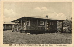 Cottages of the Whitcomb Summit Hotel, Mohawk Trail
