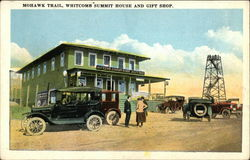 Mohawk Trail, Whitcomb Summit House and Gift Shop
