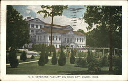 U.S. Veterans Facility on Back Bay