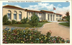Burlingame High School and Grounds