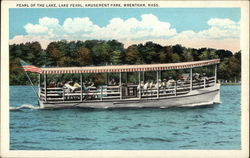 Pearl of the Lake, Lake Pearl, Amusement Park