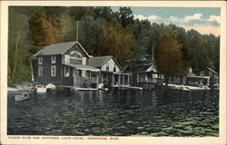 Lake Pearl - Canoe Club and Cottages
