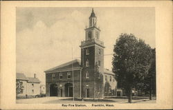 Street View of Ray Fire Station