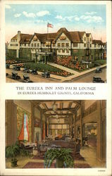 The Eureka Inn and Palm Lounge