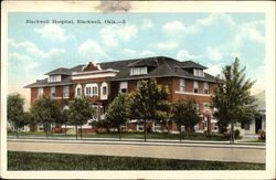 Street View of Blackwell Hospital