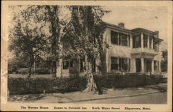 The Warren House, Annex to Colonial Inn, North Water Street