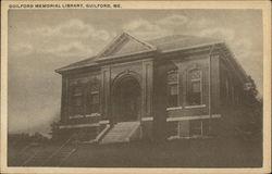 Guilford Memorial Library