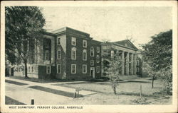 West Dormitory, George Peabody College for Teachers