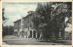 A Dormitory at Williamson School
