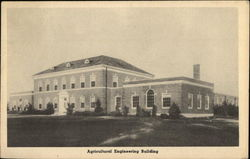 University of Kentucky - Agricultural Engineering Building