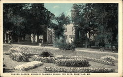 Missouri Training School for Boys - Sunken Garden