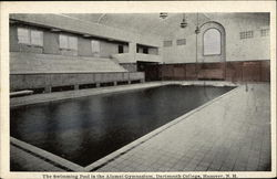 The Swimming Pool in the Alumni Gymnasium, Dartmouth College