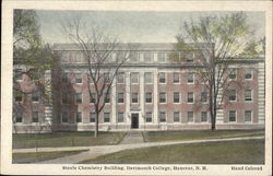 Steele Chemistry Building, Dartmouth College