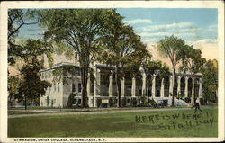 Gymnasium, Union College