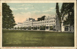 The Barracks, New York State Military Academy