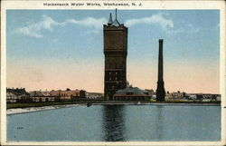 Hackensack Water Works