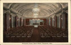 Convention Room, Hotel Gibson