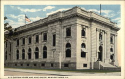 US Custom House and Post Office