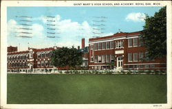 St Mary's High School and Academy