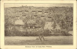 Aerial View of Camp Mary Whiting