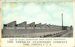 The American Stationery Company