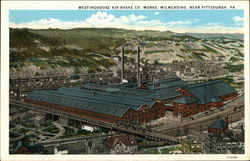 Westinghouse Air Brake Company Works near Pittsburgh