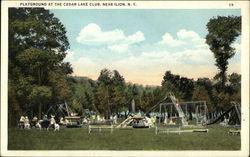 Playground at the Cedar Lake Club