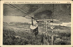 Cannon Mt. Aerial Passenger Tramway