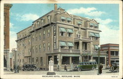 Street View of Rockland Hotel