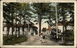 Pine Grove showing Dance Hall