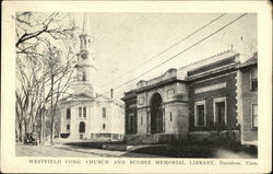 Westfield Congregational Church and Bugbee Memorial Library