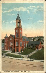 Bird's Eye View of Congregational Church