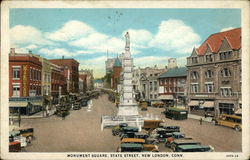 Monument Square, State Street