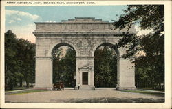 Perry Memorial Arch, Seaside Park