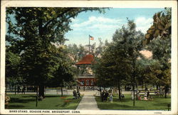 Band Stand, Seaside Park