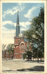 Second Congregational Church and YMCA