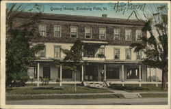 Street View of Quincy House
