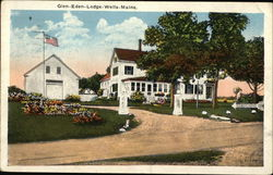 Glen Eden Lodge